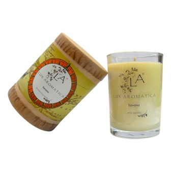 Lux Aromatica luxury candle review