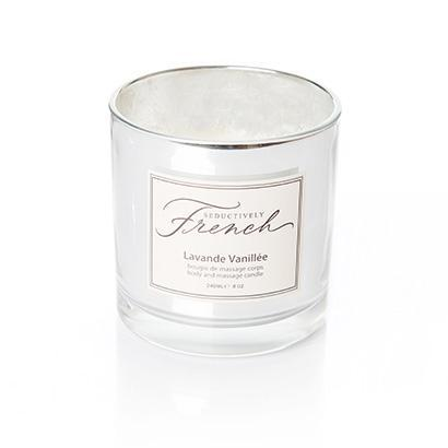 Seductively French Luxury Candle Review - Lavande Vanillee