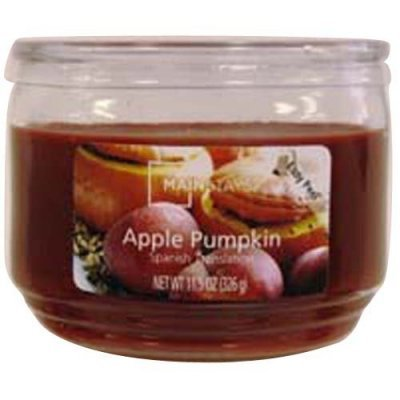 Apple Pumpkin - Mainstay Candle Review