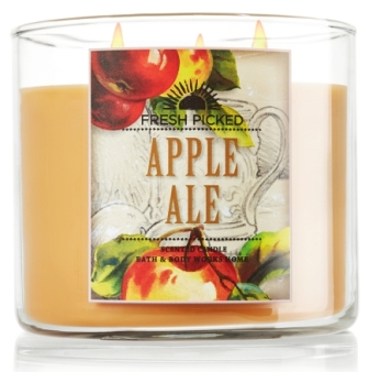 Apple Ale from Bath & Body Works