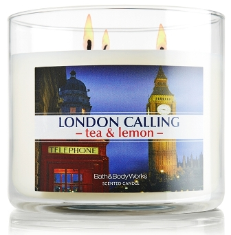 London Calling Scented candle from Bath & Body Works