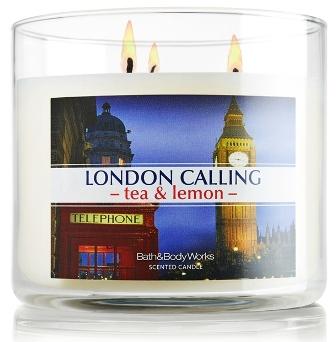 London Calling Candle Bath & Body Works