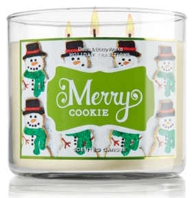 Merry Cookie from Bath & Body Works