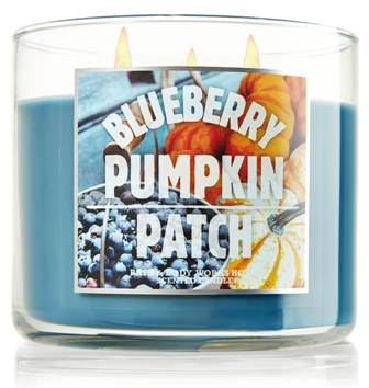 blueberry Pumpkin Patch - Bath & Body Works