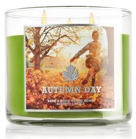 Autumn Day from Bath & Body Works