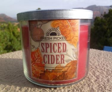 Spiced Cider - Bath & Body Works