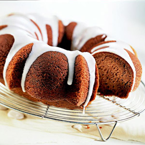 Spiced Rum Cake - Better Homes and Gardens