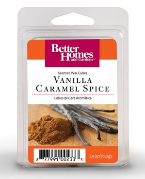 Vanilla Caramel Spice - Better Homes and Gardens