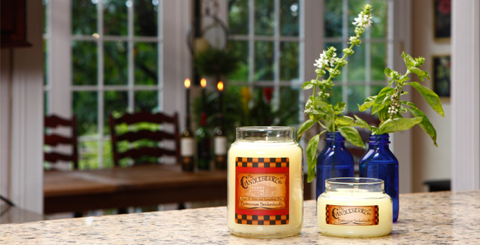 Candleberry scented candle review