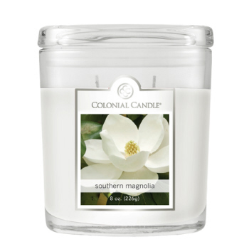 Colonial Candle Southern Magnolia candle