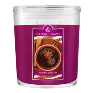 Autumn Spice Tea from Colonial Candles