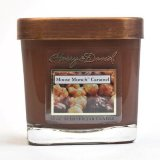 Harry & David Moose Munch Caramel scented candle review