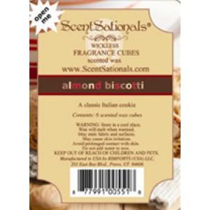 Almond Biscotti Wax Melts ScentSationals