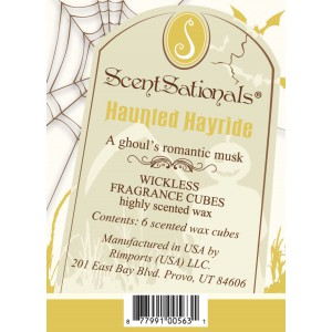 Haunted Hayride scented melts