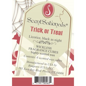 Trick or Treat scented melts