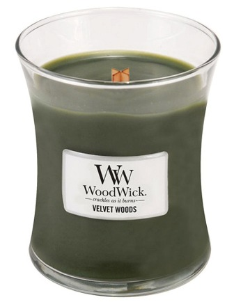 Velvet Woods from Virginia Candle Co
