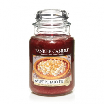 Yankee Sweet Potato Pie scented candle
