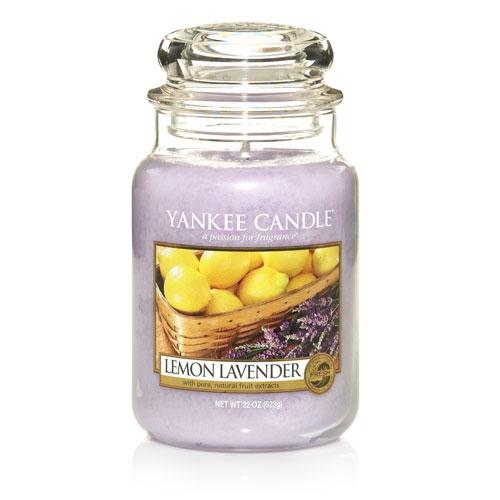 Yankee Lemon Lavender