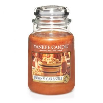 Brown Sugar & Spice - Yankee Candle